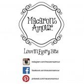 Macaron Amour Social Media